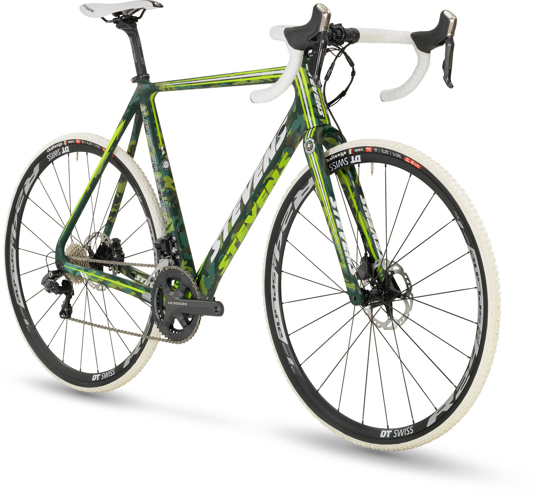 Super Prestige Disc Di2 - Stevens Bikes 2017